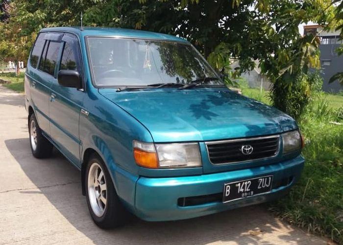 Toyota Kijang Ssx Kapsul 1997 Bekas Kondisi Istimewa Dijual Cuma Segini Gridoto Com