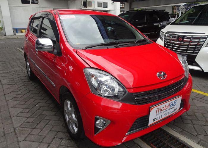 Daftar Harga Dan Pilihan Mobil Bekas Toyota Agya Terbaru Termurah Rp 80 Jutaan Gridoto Com