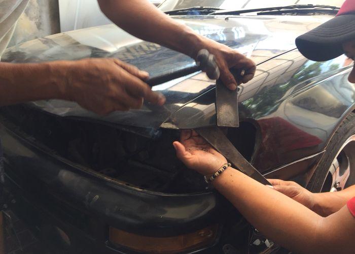 Cara Hitung Dan Biaya Perbaikan Bodi Mobil Di Bengkel Ketok Magic Gridoto Com