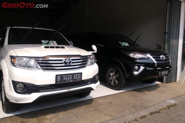 Ternyata Segini Harga Pasaran Toyota Fortuner Diesel Seken Di Bekasi Gridoto Com