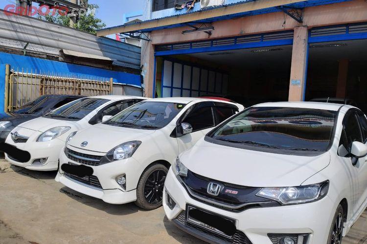 Dengan Uang Rp 100 Jutaan Dapat Mobil City Car Bekas Tahun Muda Gridoto Com