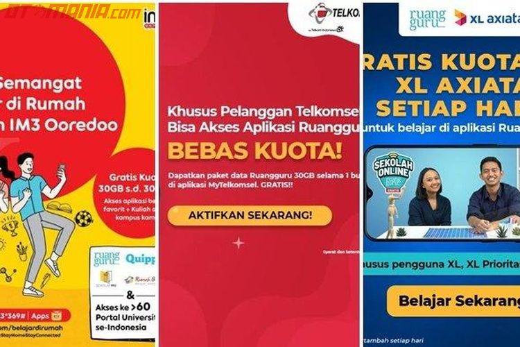 Pengguna Xl Indosat Dan Telkomsel Merapat Ini Kode Rahasia Kuota Internet Murah Buat Anda Halaman 28 Gridoto Com