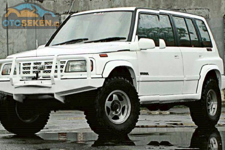 Awas Cek Bagian Ini Kalau Ingin Meminang Suzuki Escudo Bekas Gridoto Com