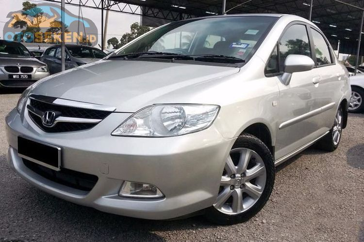 Honda City Facelift 2005 Tampil Makin Dewasa Dan Makin Sedan Gridoto Com