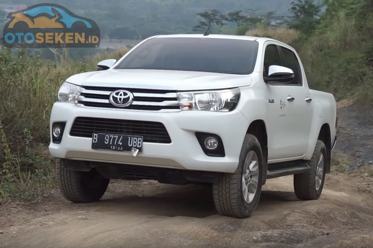 Daftar Spare Part Fast Moving Toyota Hilux Double Cabin Harganya Mulai Rp 76 Ribuan Gridoto Com