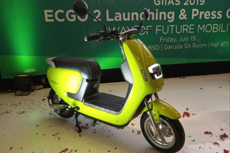 motor listrik ECGO 2 (Gridoto.com)