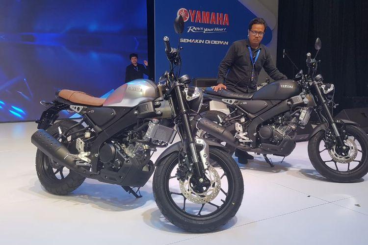 Yamaha Xsr 155 Hanya Diluncurkan Dalam 2 Warna Ini Alasannya Gridoto Com