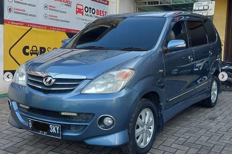 Toyota Avanza 2010 Seken Oktober 2020 S Vvt I Cuma Segini Harganya Gridoto Com