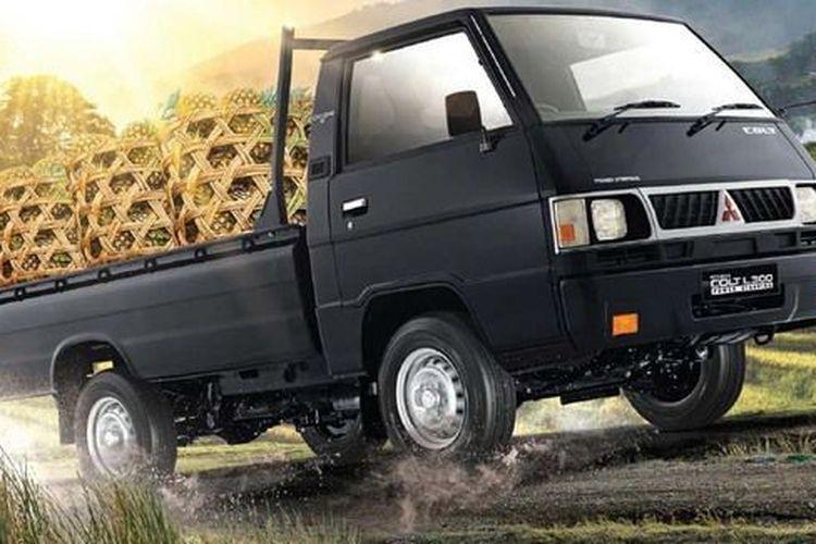 Harga Mobil Pick Up Bekas Maret 2020 Rp 30 Jutaan Dapat Mitsubishi L300 Gridoto Com