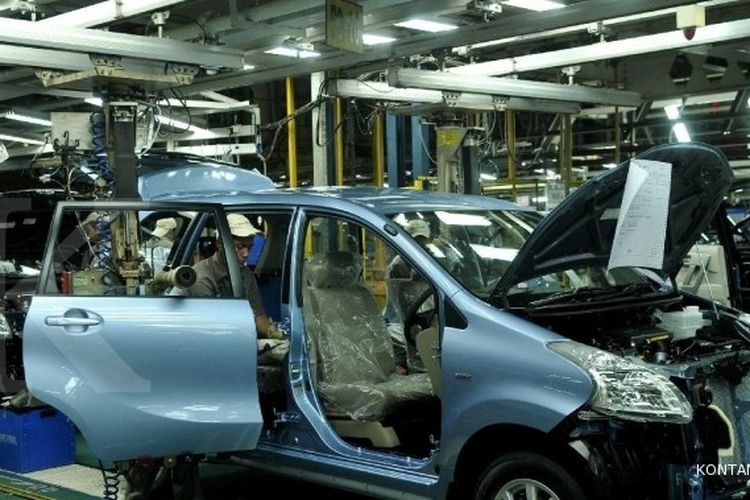 Daihatsu Hentikan Pabrik Satu Minggu Dealer Dan Bengkel Resmi