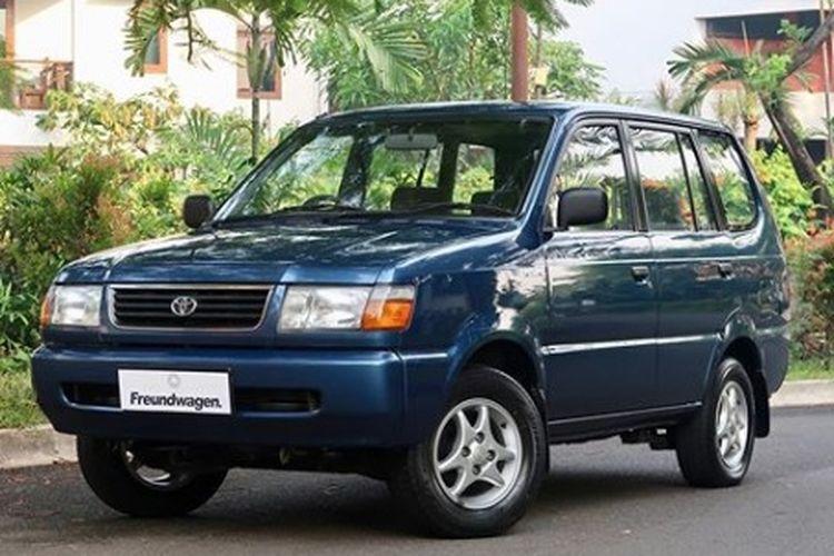 Toyota Kijang Sgx Kapsul 1998 Simpanan Harganya Lebih Mahal Dari Innova Gridoto Com