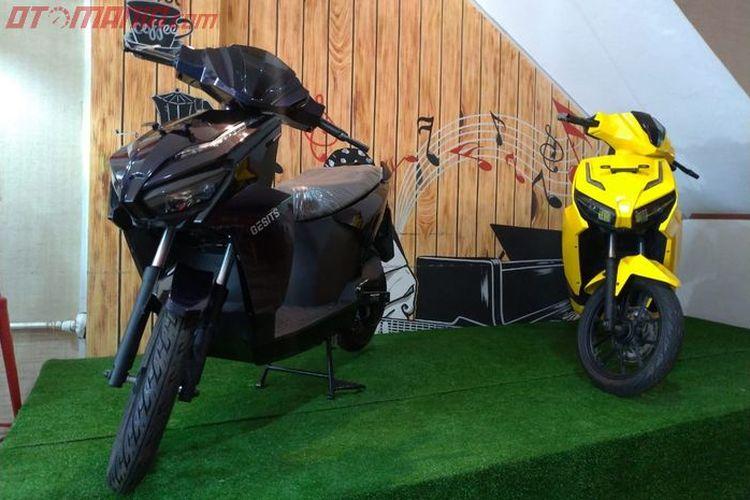 Gesits Jatim Adakan Promo Untuk Motor Listrik G1 Hemat Rp 700 An Dapat Dua Baterai Gridoto Com