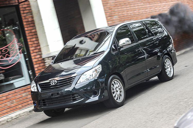 Toyota Innova Diesel Bekas Start Dari Rp 140 Juta Dapat Versi Facelift Tahun 2009 2010 Gridoto Com