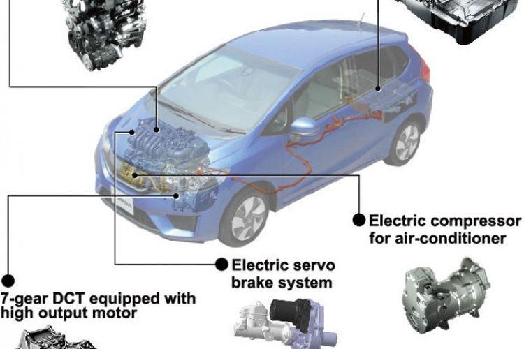 Bedah Keistimewaan Teknologi I Dcd Di Honda Jazz Facelift Gridoto Com