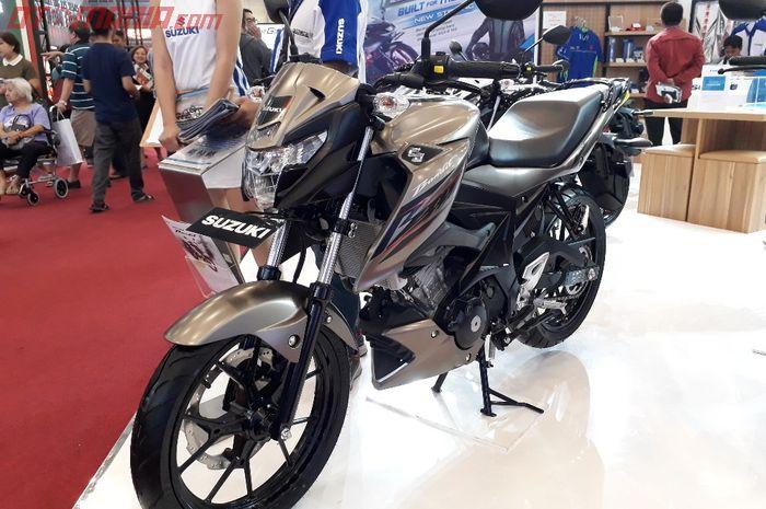Tampilan Suzuki GSX 150 Bandit