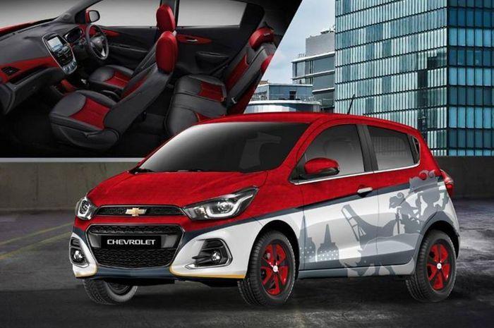 860+ Modifikasi Mobil Chevrolet Spark HD Terbaru