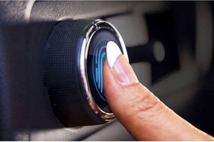 Prediksi kunci kontak mobil akan pakai finger print