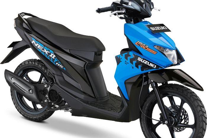 Suzuki NEX II Standard Version