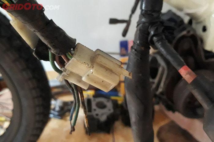 Begini Cara Mengecek Kelayakan Kabel Kelistrikan di Motor ...