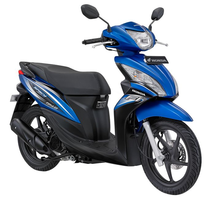 Ilustrasi Honda Spacy