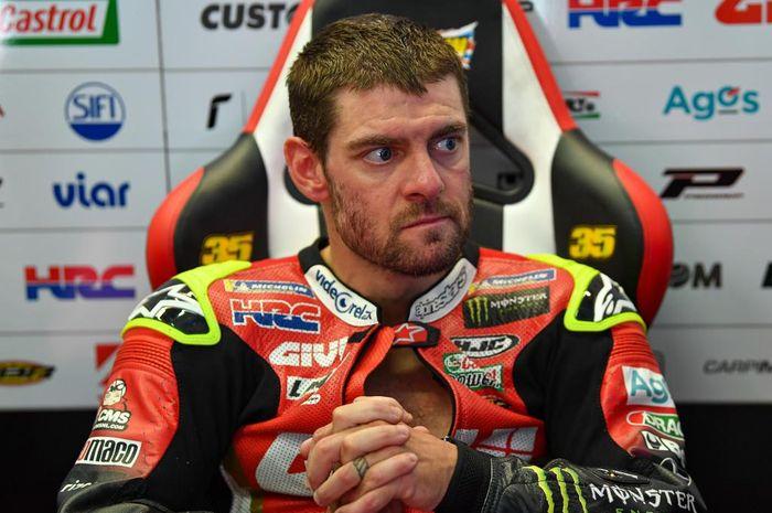 Memiliki program uji coba yang lebih serius di MotoGP 2021, Ini Harapan Yamaha untuk sang test rider, Cal Crutchlow