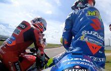 Jack Miller Tuding Joan Mir Sengaja Menabrak di MotoGP Amerika 2021