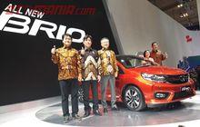 All New Honda Brio Lebih Melar, Enggak Manyun Lagi Bawa Barang Besar