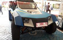 Bakal Ikut Rally Dakar 2021, Tengok Spek Mobil Listrik Bikinan Indonesia