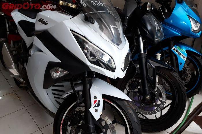 Kawasaki Ninja 250 FI Bekas