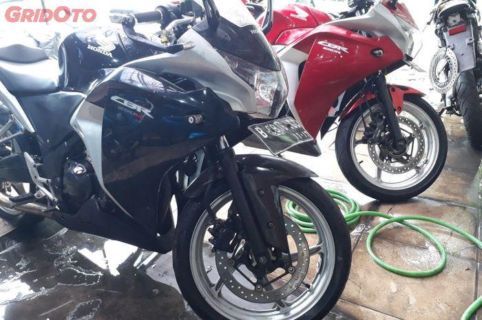 Seken Keren Honda Cbr250r Tahun 2011 Dibanderol Mulai Rp 19 Jutaan