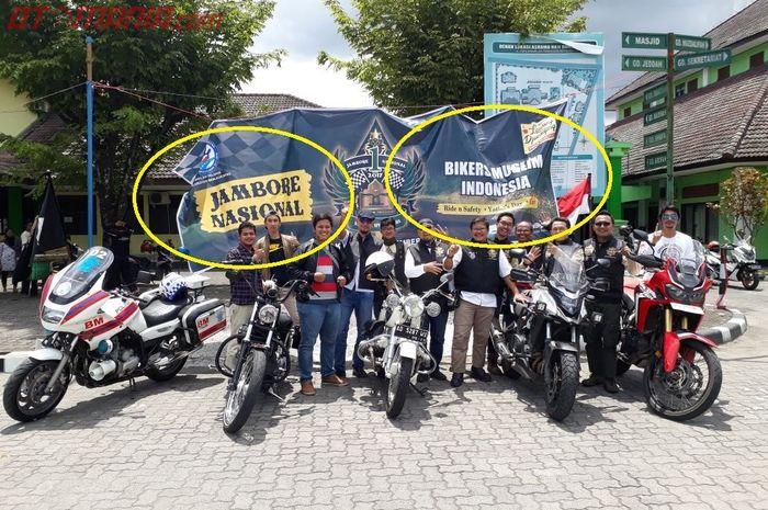 Jambore Nasional Bikers Muslim Indonesia 2017