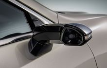 Canggih! Lexus Ganti Kaca Spion Pakai Kamera, Terkoneksi ke Layar Dalam Kabin