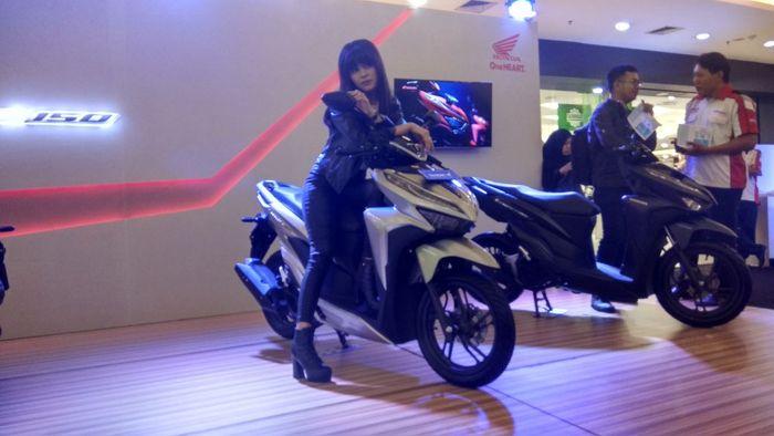 Acara launching All New Honda Vario 150 dan 125 di Solo Jawa Tengah