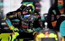 Bikin Nyesak Dada, Curhatan Valentino Rossi Usai Berhasil Bawa Pulang Satu Poin di MotoGP Amerika 2021
