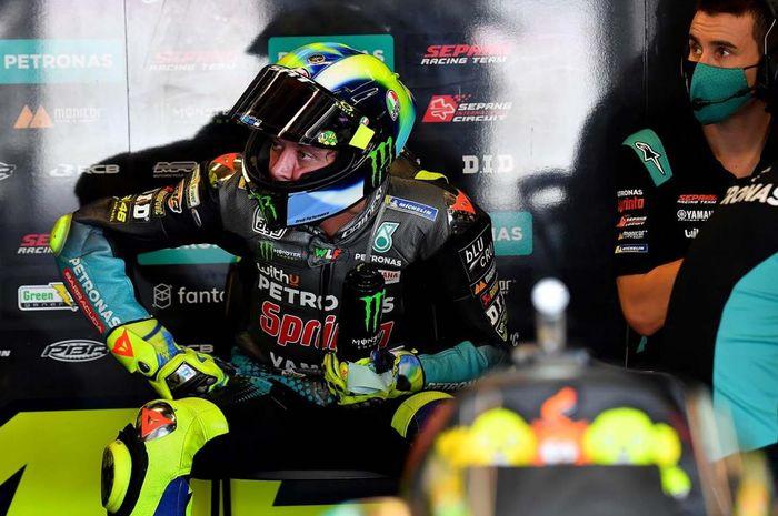 Akhirnya mendapatkan poin lagi, Valentino Rossi mengaku MotoGP Amerika 2021 merupakan balapan tersulitnya karena usianya yang tak lagi muda