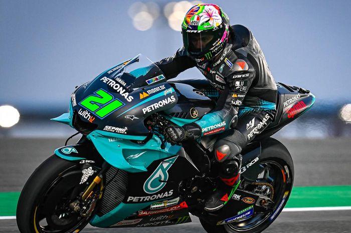 Franco Morbidelli memprediksi kalau pembalap Ducati bakal menguasai MotoGP Qatar 2021, ini alasannya