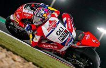 Hasil Balap Moto2 Qatar 2021 : Tim Paling Banyak Sponsor Indonesia Naik Podium, Sam Lowes Jadi Juara