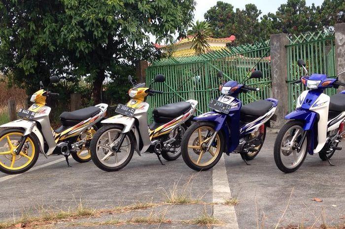 Masih Eksis Ini Gaya Yamaha F1z R Indonesia Masa Kini Sob