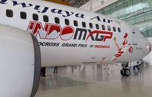 Pesawat Sriwijaya Air Rute Jakarta-Pontianak Hilang Kontak, Ternyata Pernah Jadi Sponsor Ajang Balap Kelas Dunia