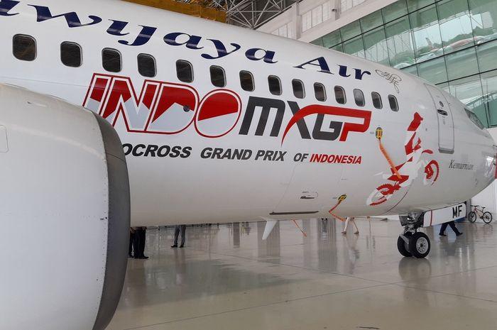 Sriwijaya Air dengan rute Jakarta-Pontianak hilang kontak, Ternyata pernah jadi sponsor ajang balap kelas dunia