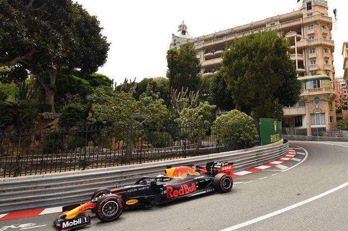 Hasil FP3 F1 Monako 2021: Diwarnai Red Flag! Max Verstappen ungguli duo Ferrari, Lewis Hamilton gagal tembus 5 besar