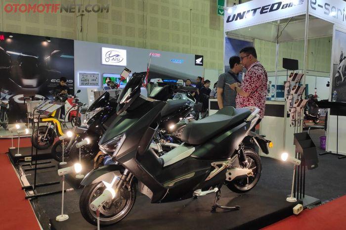 Motor Baru Nambah Lagi Sepeda United Ikut Bikin Motor Listrik Gridoto Com