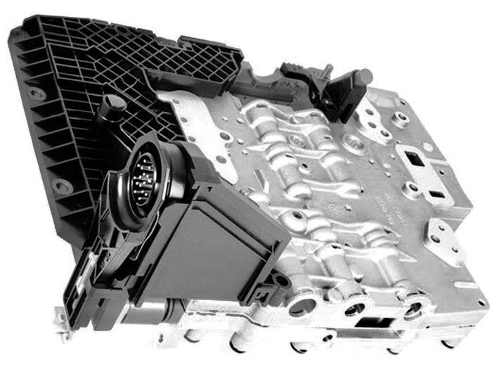 ILUSTRASI. Mechatronic Transmisi Otomatis BMW