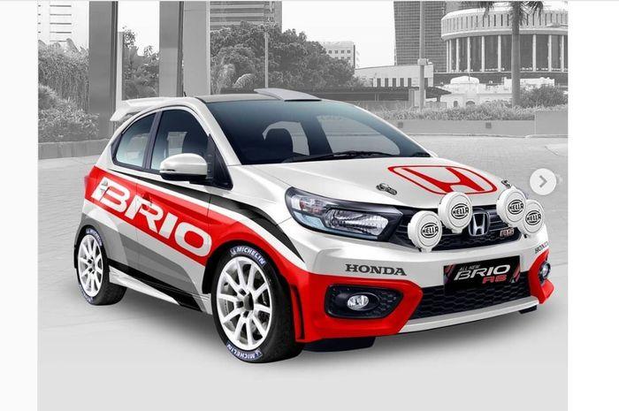 5800 Modifikasi Mobil Honda Brio 2018 Gratis Terbaik