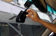 Mau Pasang Dashcam di Mobil? Perhatikan Posisinya Agar Optimal