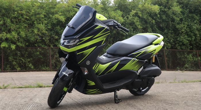 All New Yamaha NMAX Limited Edition