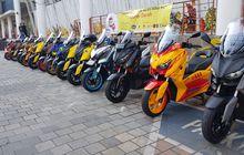 Jakarta Max Owners Gelar Bakti Sosial di Anniversary Ke-3