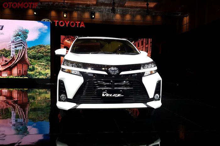 Skema Cicilan Toyota Avanza Veloz Varian Tertinggi Mulai Rp 4 Jutaan Gridoto Com