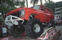 Dedikasi 30 Tahun di Otomotif Group, Hampir Dipecat, Pawang Gajah Monster (Gamon) itu Purnabakti