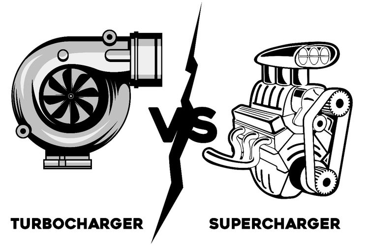 Pilih Supercharger Atau Turbocharger Ini Bedanya Gridoto Com